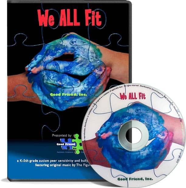 Fitness Dvd For Very Unfit: We All FitElementary DVD